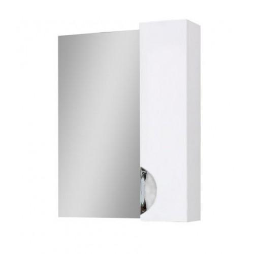 Зеркало Оскар 70х80 Шкаф Правый без LED подсветки